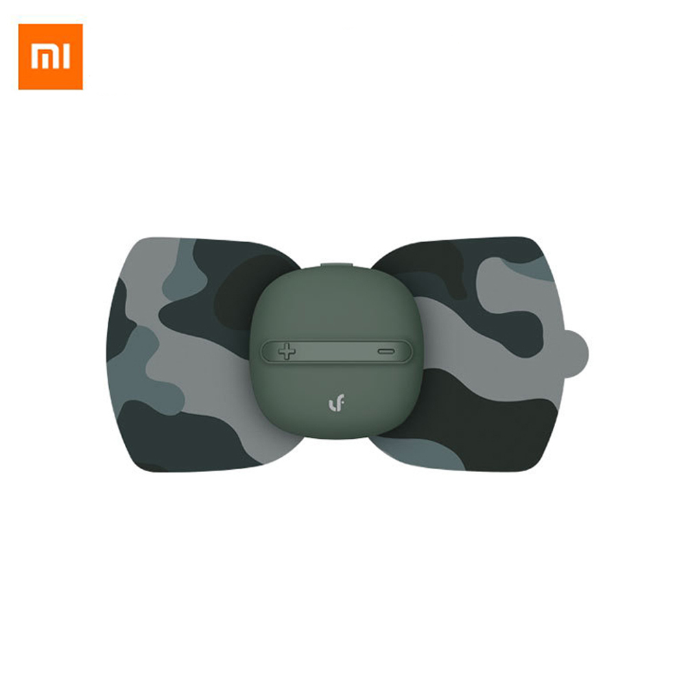 Original Xiaomi Mijia LF Full Body Relax Muscle Therapy Massager Magic Touch massage Smart home stickers replace stick for xiaomi mijia newest lf electrical stimulator full body relax muscle therapy massager magic massage stickers
