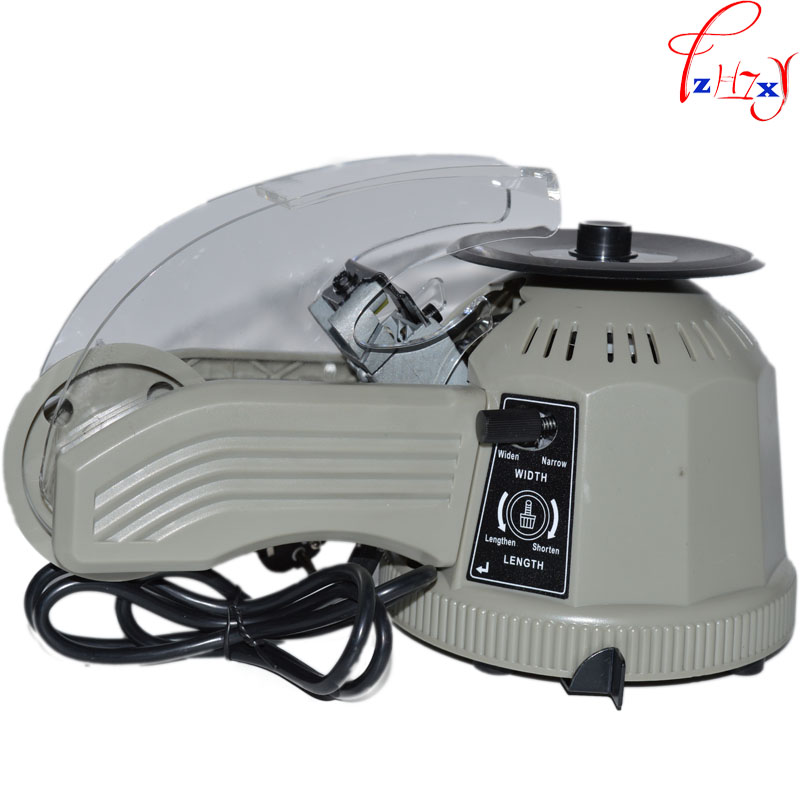 1 PC 110/220V  Automatic adhesive tape dispenser carousel cutting machine ZCUT-2 Rotating Disc tape machine high precision m 1000s automatic packing tape dispenser tape adhesive cutting cutter machine 110v 220v width7 50mm length5 999mm