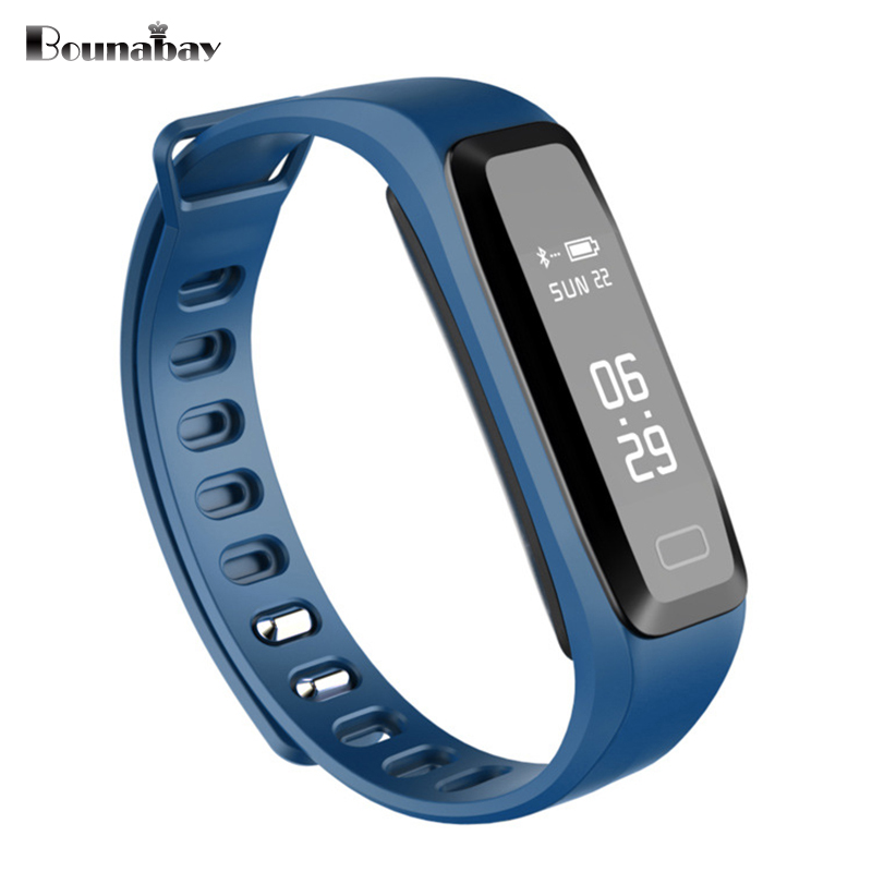 BOUNABAY Smart Bluetooth Bracelet watch for women touch watches Android ios phone ladies waterproof clocks lady wifi clock latest hi watch 2 bluetooth smart watch phone watch gps positioning micro letter generations for apple android ios phone
