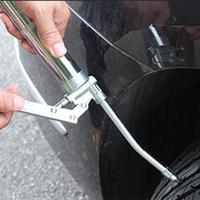 Auto Car Tire Repair Gun Car Bike Motorcycle Tubeless Tyre Puncture Plug Repair Tool Kit Car