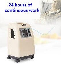 Molecular sieve hepa filter medical portable 3L/5L oxygen concentrator