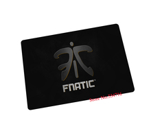 fnatic mouse pad Personality gaming mouse pad laptop large mousepad gear notbook computer pad to mouse gamer brand play mats
