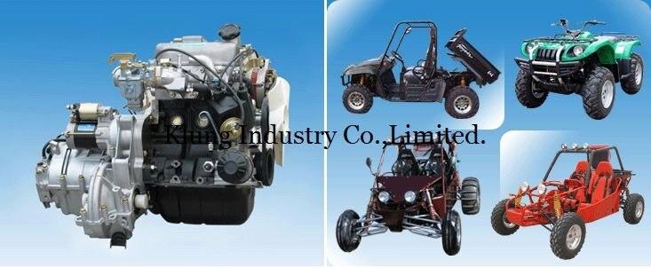 650cc buggy engine with gear box for go kart ,UTV, sandrail