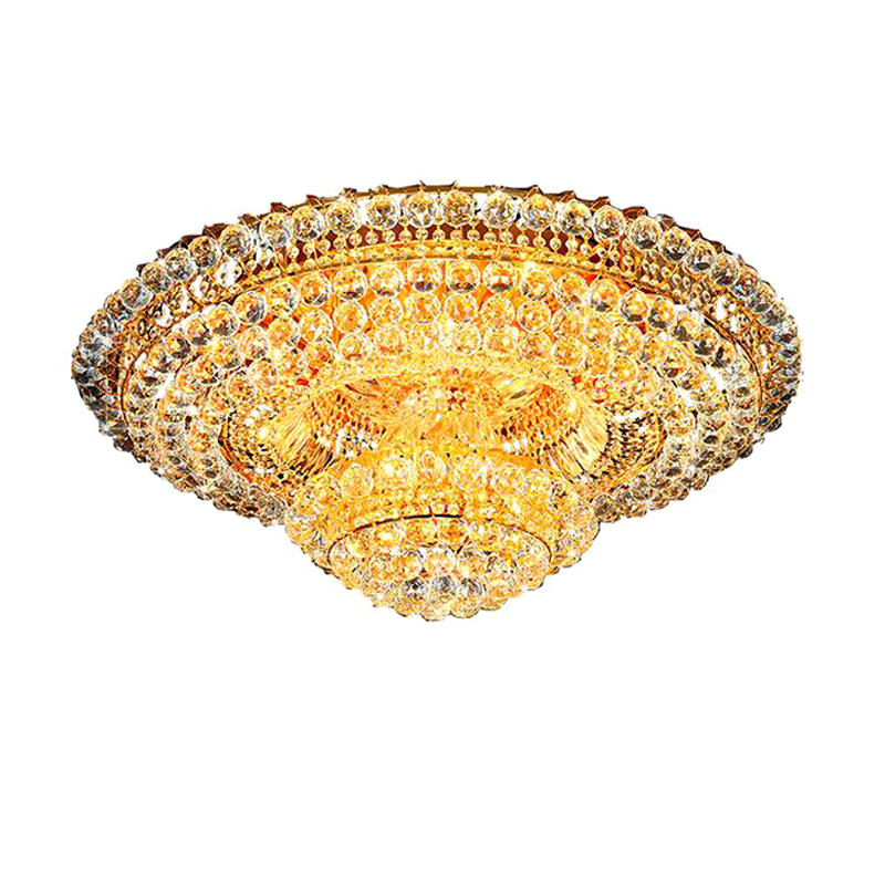hot selling lustres contemporary chandeliers crystal lamp of living room lights gold chrome chandelier