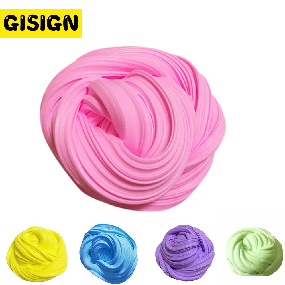 Fluffy Slime Toys Klei Floam Slijm Geparfumeerde Stress Kinderen - Leren en onderwijs