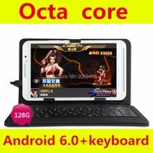 Bobarry m880 octa core 8 pulgadas de doble tarjeta sim tablet pc 4g lte llamada de teléfono móvil 3G android tablet pc 4 GB RAM 128 GB ROM 5MP IPS