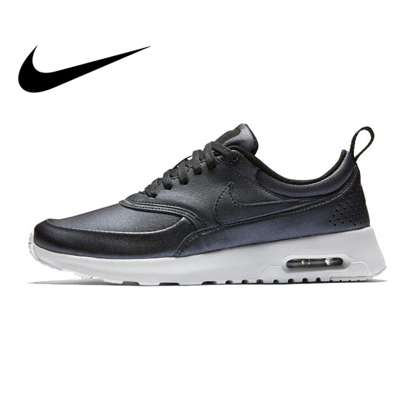 Original NIKE AIR MAX THEA SE Women's Running Shoes Sneakers Breathable Wear Resistant Casual Shoes Air Cushion Shoes 861674 цена