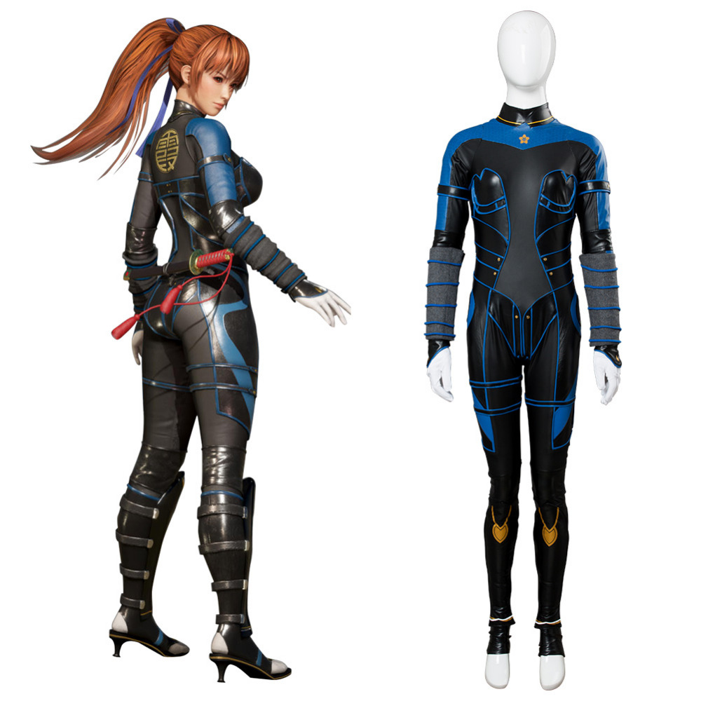 Video Game Dead or alive 6 Kasumi Cosplay Costume Outfit Halloween Canrival costumes For Adult Women