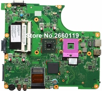 laptop motherboard for Toshiba L300 L350 V000138620 system mainboard, fully tested
