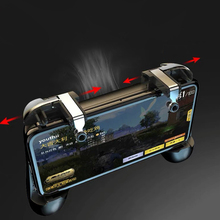 Mobile Game Controller PUBG Gamepad Trigger