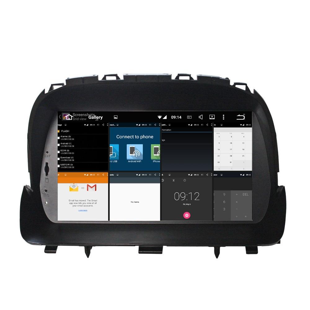 Quad Core Android 7.1.2 RAM 2G Car DVD CD Player For Buick Encore 2012-2015 Car GPS Satnav Stereo Head Unit GPS Navigation