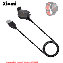 For Smartwatch Xiaomi Huami Amazfit Pace Sport Smart Watch Accessories USB Charging Cable Base Dock Charger Adapter with Cord-@(China)