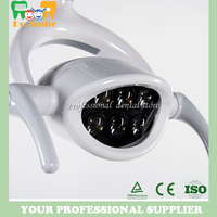Dental lamp LED lamp induction lamp Designed shadowless dental chair accessories