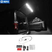 Mopai Car Tailgate Glass Lift Door Light Led Lamp for Jeep Wrangler TJ JK JL 1997-2019 Rear Tail Trunk Light Car Accessories