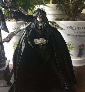 Image 2 - Patriot model Saint Seiya Cloth Myth Mufti Hades cloak metal sword / necklace SP001