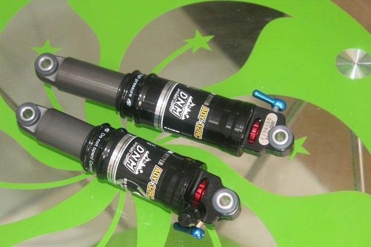 цена  DNM AOY-32RC Mountain Bicycle rear shock absorbers cross-country MTB bike lock / soft tail bile amortisseur vtt  free shipping  онлайн в 2017 году
