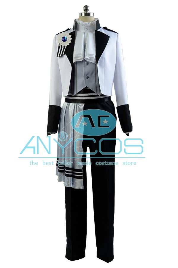 B-Project: Kodou Ambitious Korekuni Ryuuji Uniform Cosplay Costume Top Anime Halloween Party Cosplay Costumes Men Custom Made