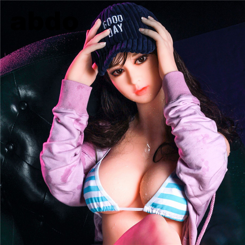 100-115cm real silicone sex dolls robot japanese anime full oral doll realistic adult for men toys big breast sexy mini vagina#