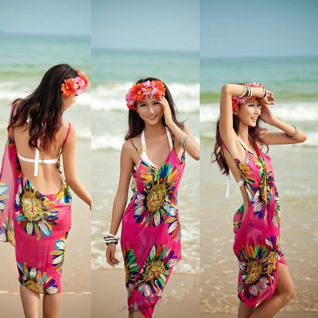 LASPERAL 2019 beach dress