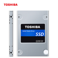 TOSHIBA Q200 EX Built in Solid State Drive 240GB MLC Hard Drive Disk 2.5 SATA 3 SSD Internal High Speed Cache for Laptop PC