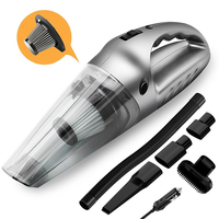 Car portable vacuum cleaner Wet and dry dual use Rechargeable wireless use Washable filter easy to clean 120W hurricane suction