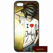Death Note Phone Cases Cover For iPhone 4 4S 5 5S 5C SE 6 6S 7 Plus 4.7 5.5