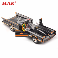 Kids Toys 1:24 Scale Car Model Toys Batman Chariot Collectible Vehicles Type Diecast Mini Car Model for Children