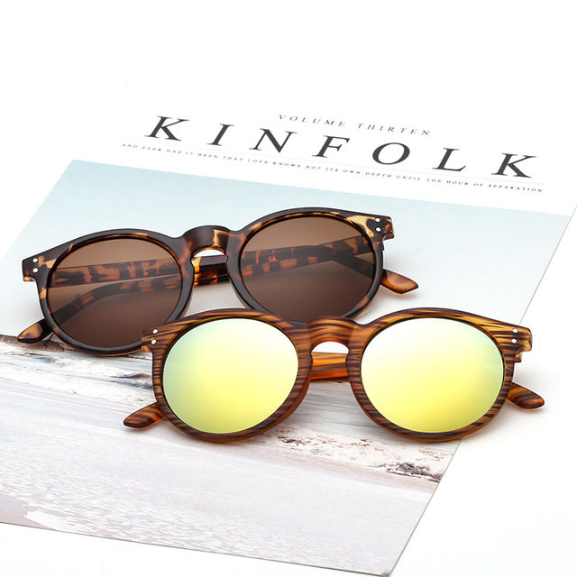 Seertree round womans Sunglasses 2