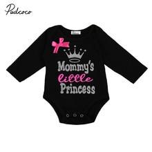 Милые Боди для маленьких девочек; Одежда для новорожденных; одежда для маленьких девочек; осенние Боди для детей 0-24 месяцев; комбинезон