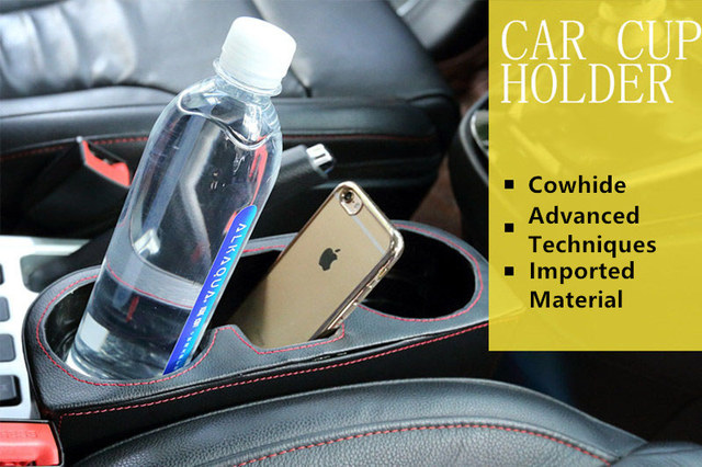 car styling auto car accessories cup holder organizer portable drink ...