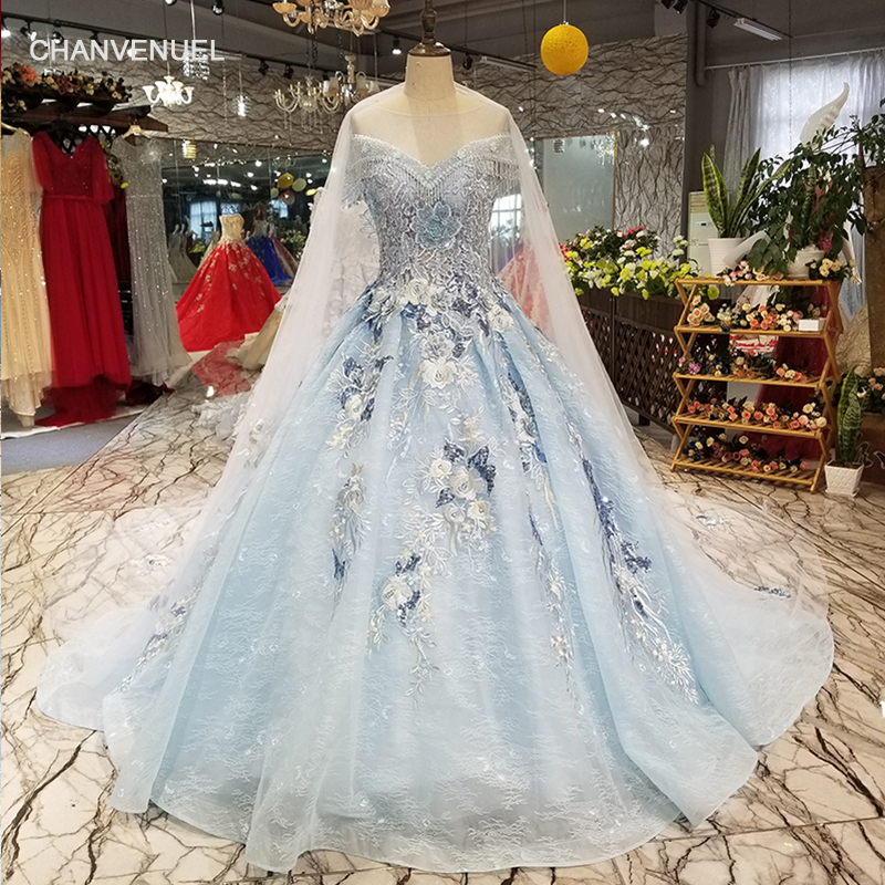 LS31447 light blue ever pretty evening dress o-neck short sleeve princess dress best seller free shipping from china with veil