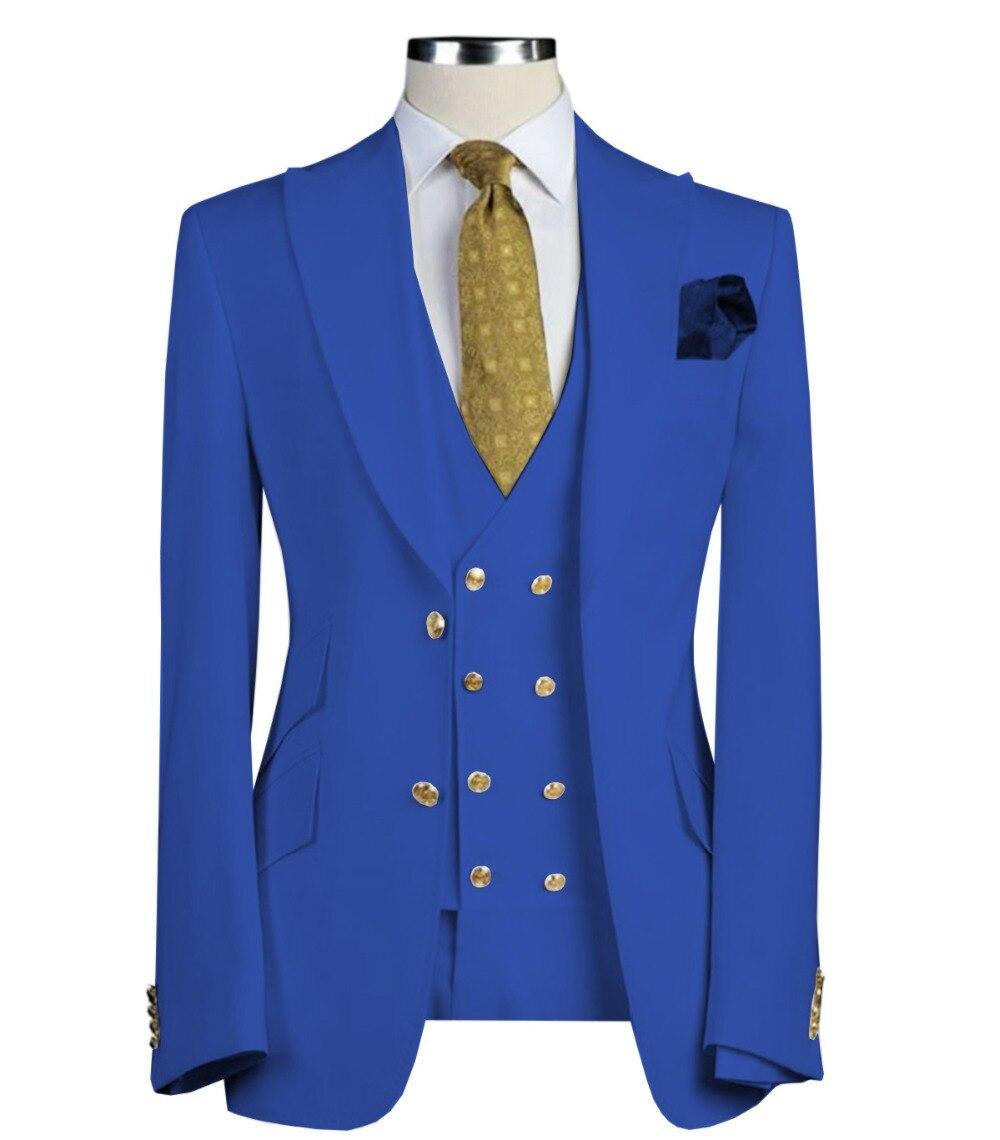 Royal Blue V