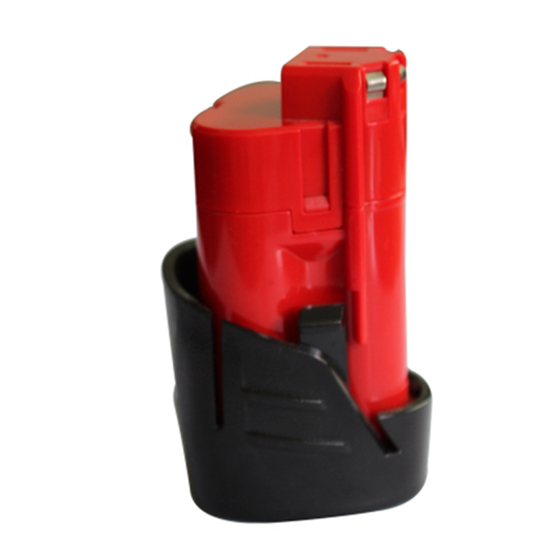 Power Tool Battery For Milwaukee M12 12V 2000mAh Li-ion Lithium Rechargeable Spare Battery 48-11-2401