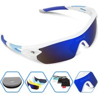 Sports Sunglasses Polarized Glasses For Cycling Running Fishing Golf TRG002