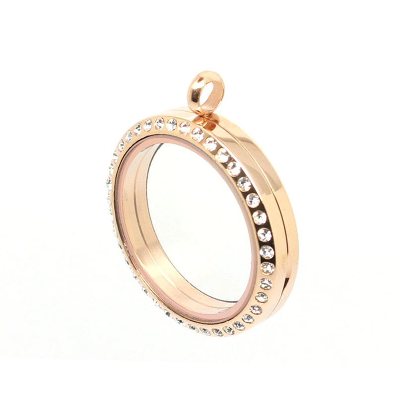 Wholesale-rose-gold-Color-20mm-25mm-30mm-35mm-Magnetic-316L-stainless-steel-floating-locket-pendant (1)