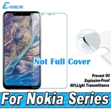 Tempered Glass Screen Protector Protective Film For Nokia 8.