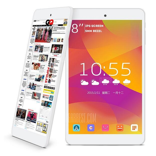 NEWEST!!8 inch Teclast P80H Tablet PC MTK8163 Quad Core 1280x800 IPS Android 5.1 Dual 2.4G/5G Wifi HDMI GPS