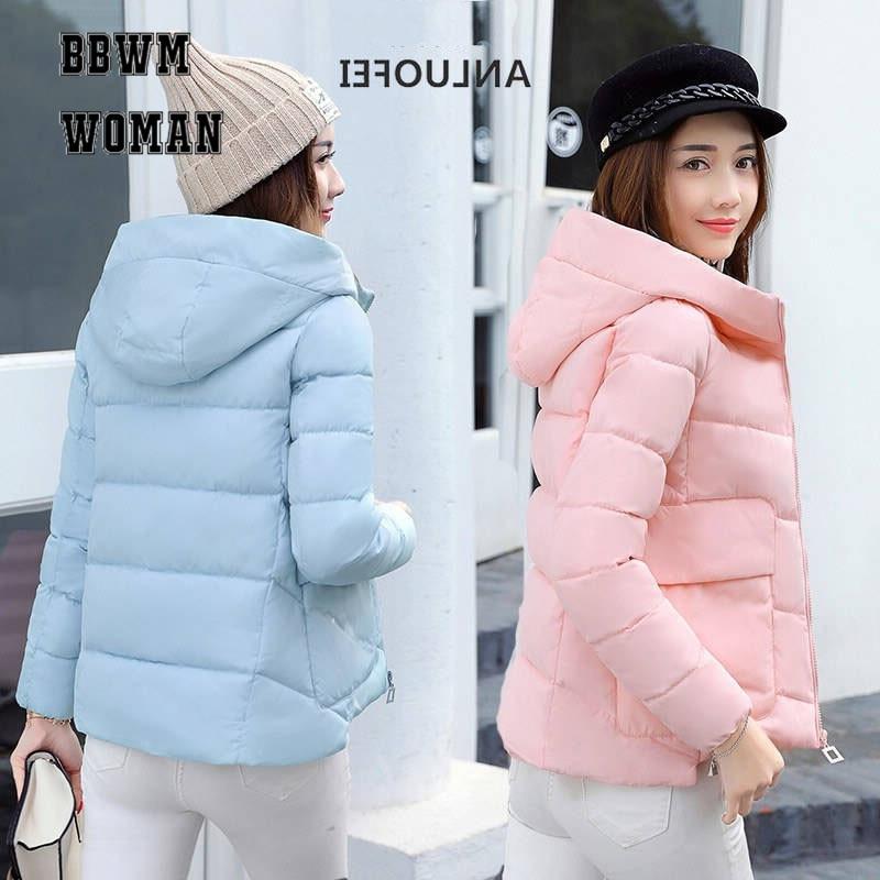 Winter   Down     Coat   Women Short Cotton Jacket Thick Clothing Korean Parkas Female Outwear ZO1759