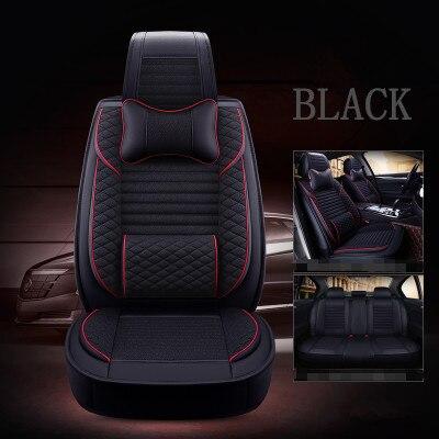 Buona qualità! Set completo seggiolino auto copre per Toyota RAV4 2018 durevole sedile traspirante copre per RAV4 2017-2013, trasporto libero