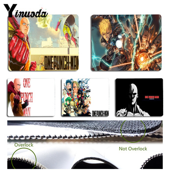Yinuoda Hot Sales Anime One Punch Man Comfort Mouse Mat Gaming Mousepad Size for 180x220x2mm and 250x290x2mm Rubber Mousemats
