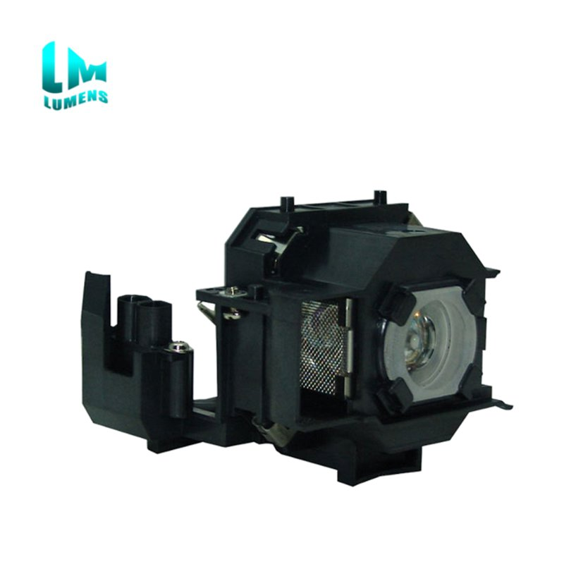 ELPLP34 projector lamp Compatible bulb with housing for Epson Powerlite 62C EMP-62 EMP-62C Powerlite 82C EMP-82 EMP-X3 UHE170W lamp housing for epson emp tw600 emptw600 projector dlp lcd bulb