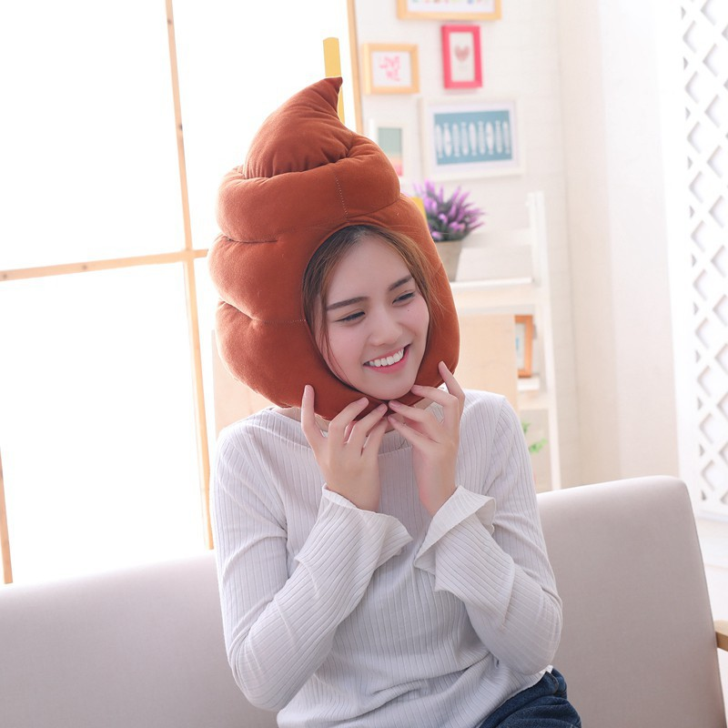 Poop Hat 2