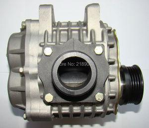 Image 3 - AISIN AMR300 mini Roots supercharger Compressor blower booster Turbocharger Kompressor Turbine Auto Car Snowmobile ATV 0.5 1.3L