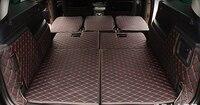 Good! Special trunk mats for Volkswagen Sharan 2018 waterproof boot carpets cargo liner mats for Sharan 2017 2012,Free shipping