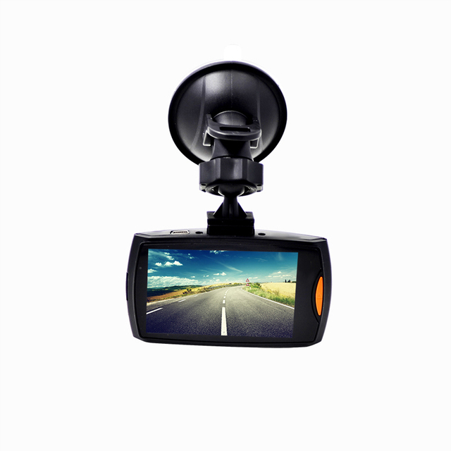 Full HD 1080P Car DVR 2.7 Inch IPS Screen Car Camera Dual Lens Dash Cam Video Recorder Night Vision G-sensor Registrator 1