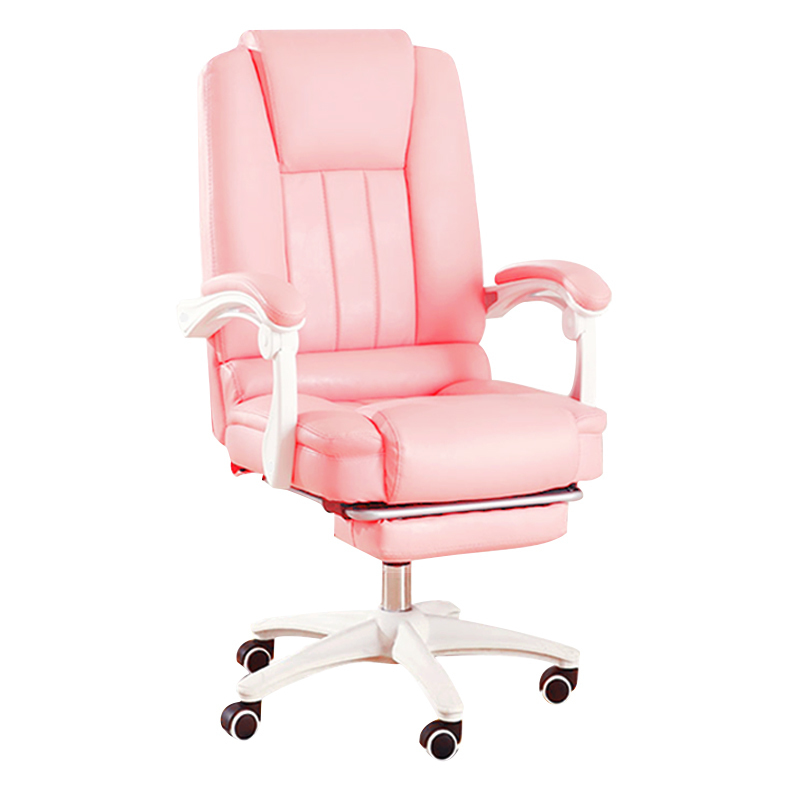 European Computer Household Competition Swivel Chair Boss Concise Work Office Furniture Gaming Genuine Synthetic Leather Modern