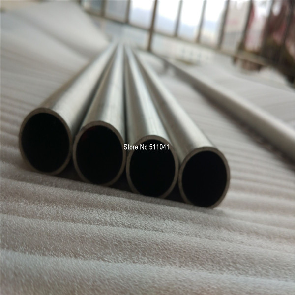 2pcs titanium tube OD 32mm*ID 28mm *Length 500mm,2mm thick,free shipping