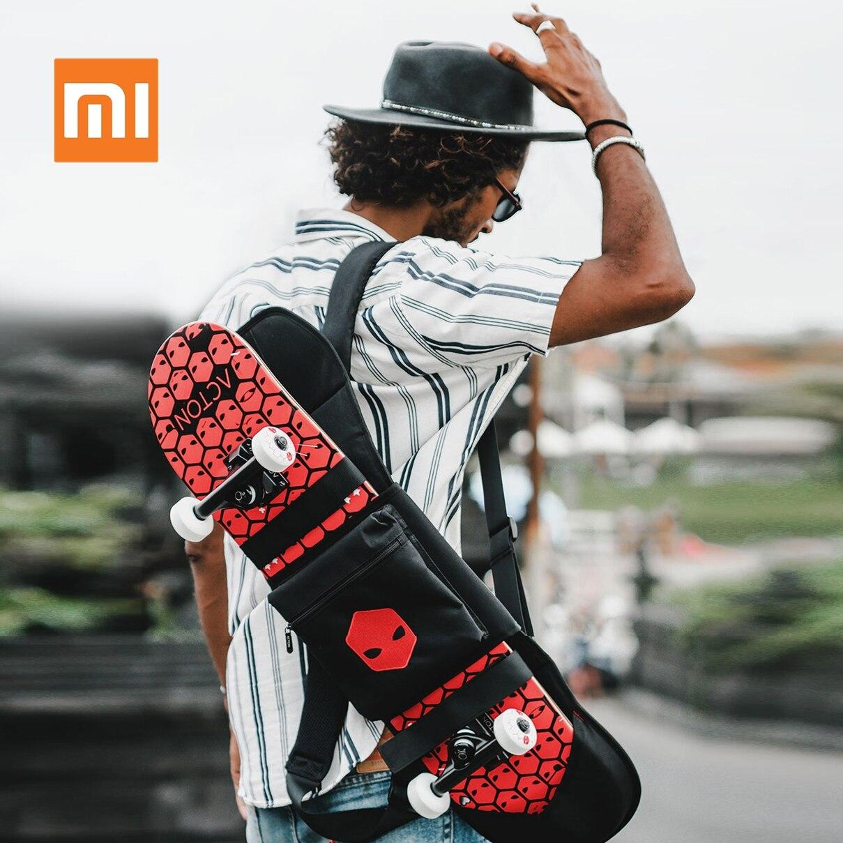 Xiaomi ACTON Planche À Roulettes Sac À Dos Sac pour Double Rocker Portable Durable Étudiants Planche À Roulettes Sacs Skate Couverture Sac de Transport