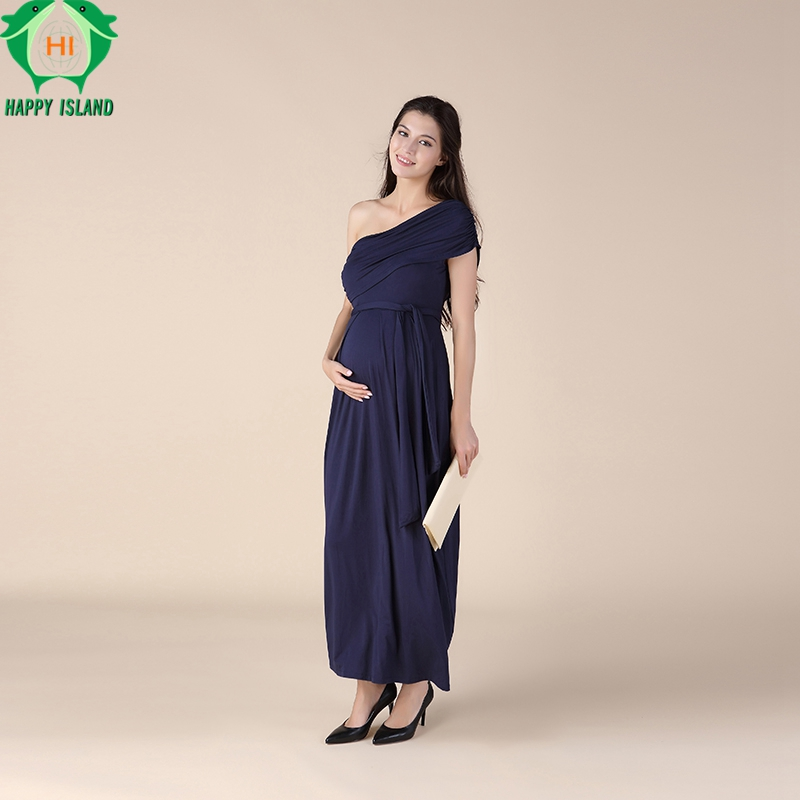 Unique Pregnancy Evening Gowns Festooning - Images for wedding gown ...