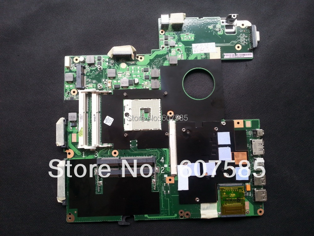 G60JX Laptop Motherboard For ASUS Fully tested